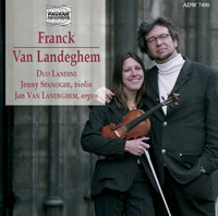 Thumbnail for the César Franck - Sonata for Violin in A Major: II. Allegro link, provided by host site