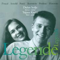 Thumbnail for the Leonard Bernstein - Sonata: Grazioso link, provided by host site