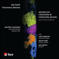 Thumbnail for the Jennifer Morsches - Sonata in C Major à Violoncello Solo e Basso: II. Allegro link, provided by host site