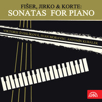Thumbnail for the Luboš Fišer - Sonata No. 1 for Piano: III. Presto link, provided by host site