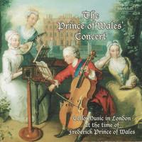 Thumbnail for the Francesco Geminiani - Sonata No. 3 for Violincello in A Major: I. Adagio link, provided by host site