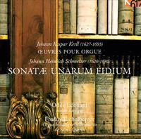 Thumbnail for the Johann Heinrich Schmelzer - Sonatae unarum fidium: Sonata No. 6 link, provided by host site
