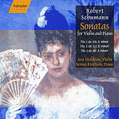 Thumbnail for the Robert Schumann - Sonatas For Violin And Piano link, provided by host site