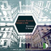 Thumbnail for the Gaetano Pugnani - Sonate e trii di Gaetano Pugnani link, provided by host site