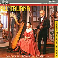 Thumbnail for the Luigi Boccherini - Sonate für Flöte und Harfe in C Major: II. Largo link, provided by host site