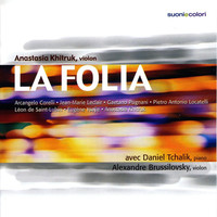 Thumbnail for the Gaetano Pugnani - Sonate No. 1 en mi majeur pour violon et basse continue link, provided by host site