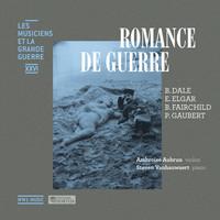 Thumbnail for the Philippe Gaubert - Sonate pour violon et piano en La Majeur: II.a. Très lent (Ré Mineur) link, provided by host site