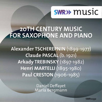 Thumbnail for the Alexander Tcherepnin - Sonatine sportive, Op. 63: III. Course link, provided by host site