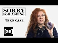 Thumbnail for the Neko Case - Sorry for Asking | adult swim link, provided by host site