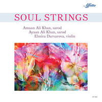 Thumbnail for the Amjad Ali Khan - Soul Strings link, provided by host site