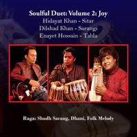 Thumbnail for the Hidayat Khan - Soulful Duet, Vol. 2: Joy link, provided by host site
