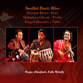 Thumbnail for the Hidayat Khan - Soulful Duet: Volume 1: Bliss link, provided by host site