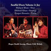 Thumbnail for the Hidayat Khan - Soulful Duet: Volume 2: Joy link, provided by host site