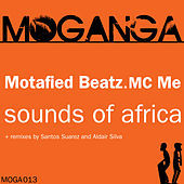 Thumbnail for the Motafied Beatz - Sounds Of Africa link, provided by host site