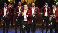 Thumbnail for the Banda Los Sebastianes - Soy Así link, provided by host site