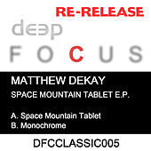 Thumbnail for the Matthew Dekay - Space Mountain Tablet link, provided by host site