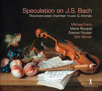Thumbnail for the Johann Sebastian Bach - Speculation on J.S. Bach link, provided by host site