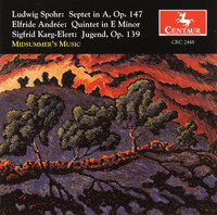 Thumbnail for the Midsummer's Music - Spohr, L.: Septet in A Minor / Andree, E.: Piano Quintet in E Minor / Karg-Elert, S.: Jugend (Midsummer's Music) link, provided by host site