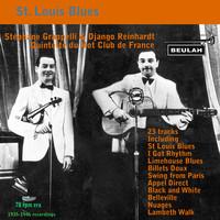 Thumbnail for the Quintette du Hot Club de France - St. Louis Blues link, provided by host site