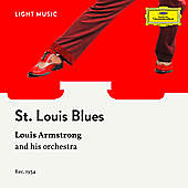 Thumbnail for the Louis Armstrong - St. Louis Blues link, provided by host site