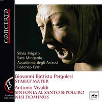 Thumbnail for the Giovanni Battista Pergolesi - Stabat Mater, P. 77: Sancta Mater, istud agas (Soprano, Alto) link, provided by host site