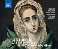Thumbnail for the Giovanni Battista Pergolesi - Stabat mater (sung in German): Lass in Liebe mich entbrennen link, provided by host site