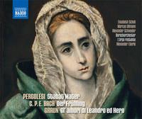 Thumbnail for the Giovanni Battista Pergolesi - Stabat mater (sung in German): Sieht den holden Sohn erblassen link, provided by host site