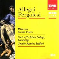 Thumbnail for the Giovanni Battista Pergolesi - Stabat Mater: X: Fac ut portem Christi mortem link, provided by host site