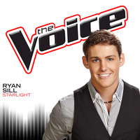 Thumbnail for the Ryan Sill - Starlight (The Voice Performance) link, provided by host site
