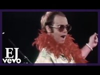 Thumbnail for the Elton John - Step Into Christmas link, provided by host site