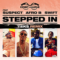 Thumbnail for the Kenny Allstar - Stepped In (Sexy Back) [TIEKS Remix] link, provided by host site