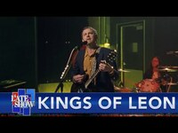 """Thumbnail for the Kings of Leon - """"Stormy Weather"""" link, provided by host site"""