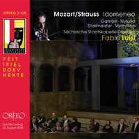 Thumbnail for the Richard Strauss - Strauss: Idomeneo, TrV 262 (After W.A. Mozart) link, provided by host site
