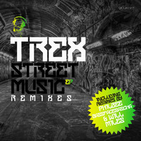 Thumbnail for the Trex - Street Music - Will Miles Remix link, provided by host site