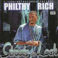Thumbnail for the Philthy Rich - Streets On Lock link, provided by host site