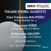 Thumbnail for the Gian Francesco Malipiero - String Quartet No. 4 link, provided by host site