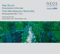 Thumbnail for the Felix Mendelssohn - String Quintet No. 1 in A Major, Op. 18, MWV R21: I. Allegro con moto link, provided by host site