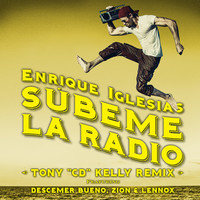 """Thumbnail for the Enrique Iglesias - SUBEME LA RADIO - Tony """"CD"""" Kelly Remix link, provided by host site"""