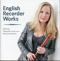 Thumbnail for the Gordon Jacob - Suite for Alto Recorder and Strings (version for recorder and string quartet): II. English Dance link, provided by host site