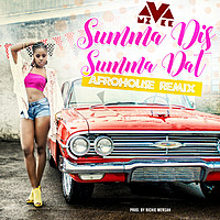 Thumbnail for the MzVee - Summa Dis Summa Dat - Afrohouse Remix link, provided by host site