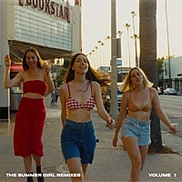Thumbnail for the HAIM - Summer Girl (Remixes) link, provided by host site