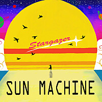 Thumbnail for the Stargazer - Sun Machine link, provided by host site