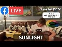 Thumbnail for the Plain White T's - 'Sunlight' (Plain White T's Facebook Live - February 24, 2021) link, provided by host site