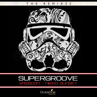 Thumbnail for the Vasscon - Supergroove! - The Remixes link, provided by host site