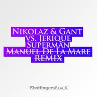 Thumbnail for the Nikolaz - Superman - Manuel De La Mare Remix link, provided by host site