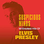 Thumbnail for the Elvis Presley - Suspicious Minds: 60 Greatest Hits of Elvis Presley link, provided by host site