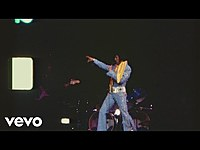 Thumbnail for the Elvis Presley - Suspicious Minds (Prince From Another Planet, Live at Madison Square Garden, 1972) link, provided by host site