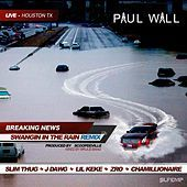 Thumbnail for the Paul Wall - Swangin In the Rain (Remix) link, provided by host site