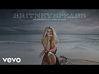 Thumbnail for the Britney Spears - Swimming In The Stars (Visualizer) link, provided by host site