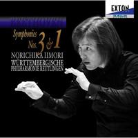 Thumbnail for the Norichika Iimori - Symphony No.1 in C major, Op.21: 1 Adagio molto - Allegro con brio link, provided by host site